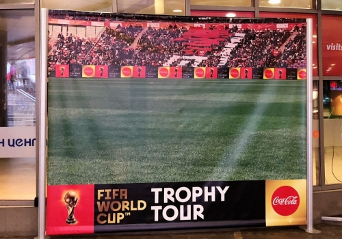 FIFA World Cup Trophy…