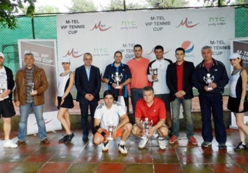 M-tel VIP tennis 2011